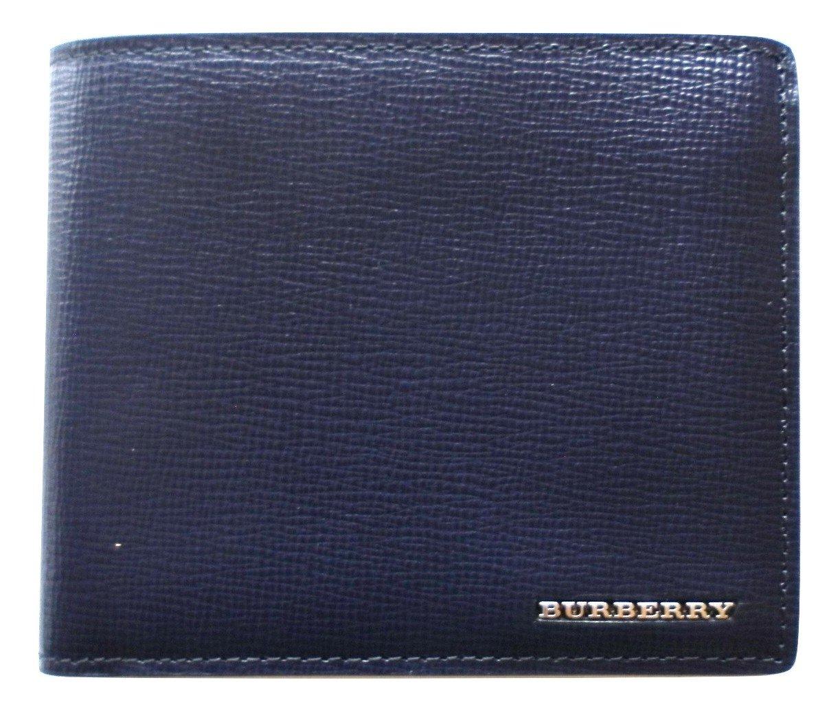 Burberry - Cartera para hombre Azul azul oscuro: Amazon.es ...
