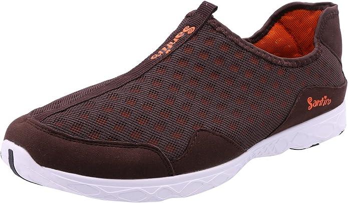 CANRO Hombre Zapatos de agua- Escarpines