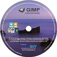 GIMP 2017 Photo Editor Premium Professional Image Editing Software for PC Windows 10 8.1 8 7 Vista XP