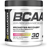 Cellucor COR Performance BCAA Powder, Branched Chain Amino Acids with Beta Alanine, Cherry Limeade, 30 Servings