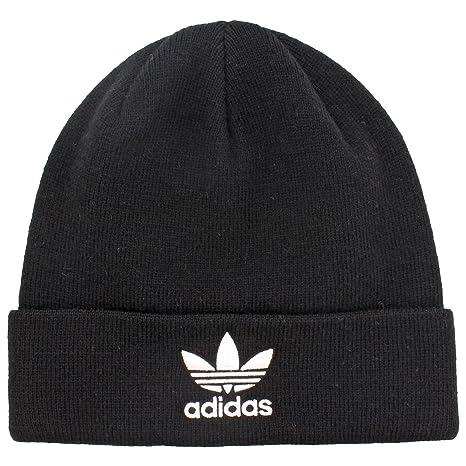 Amazon.com  adidas Men s Originals Trefoil Knit Beanie b319c005603