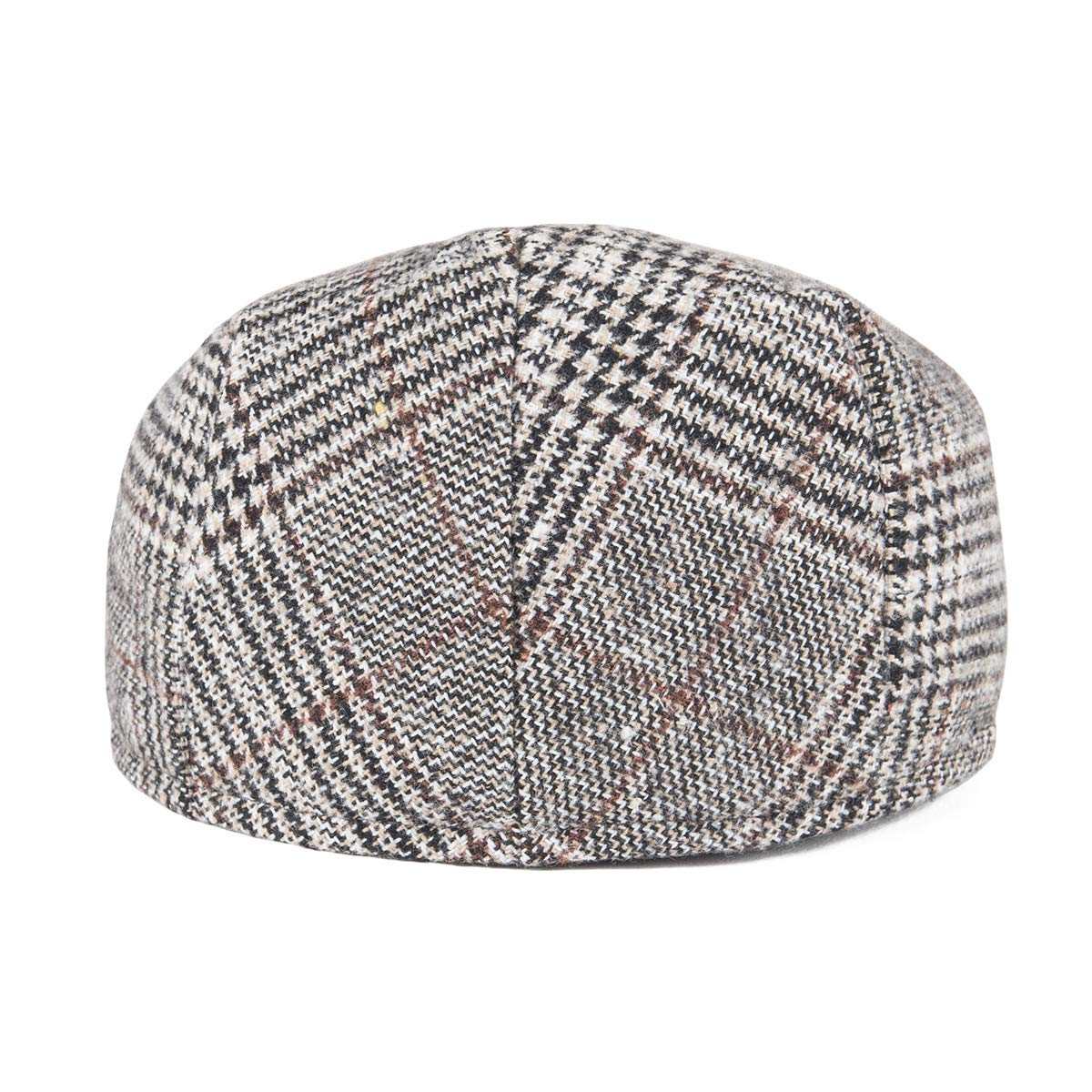 8baef0f89 JANGOUL Kids Wool Tweed Flat Cap Herringbone Boy Girl Newsboy Caps Infant  Toddler Child Youth Beret Hat Ivy Gatsby Cap
