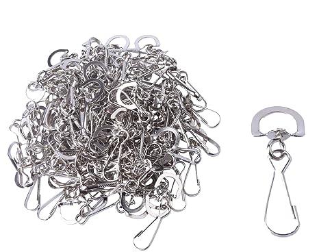 Amazon.com: rocclo 100 pcs cordón accesorios percha de ropa ...