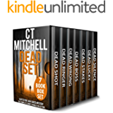 DEAD SET: The Complete Collection: 7 Mystery Book Box Set (Detective Jack Creed Murder Mystery Books Series)