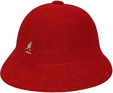 Mens Classic Kangol Bermuda Casual Bucket Cap Color  Ciano