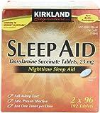 Kirkland Signature Sleep Aid Tablet, 192 Count