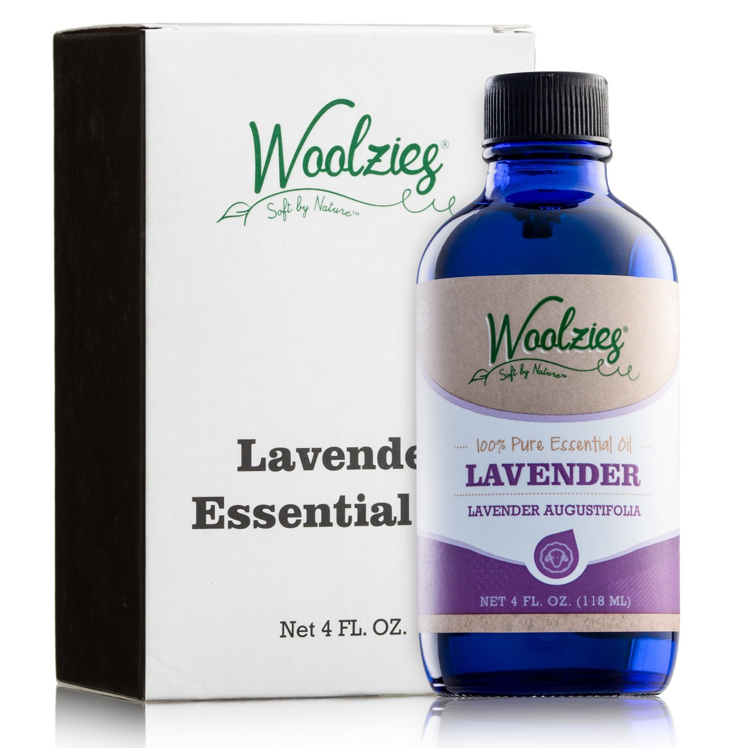 Woolzies Best Quality 100 Percent Pure Lavender Essential Oil Therapeutic Grade, Aroma Therapy Oil