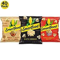Deals on 40-Pack Smartfood Popcorn Variety Pack 0.5oz