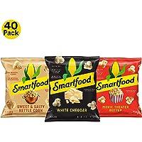40-Pack Smartfood Popcorn Variety Pack 0.5oz