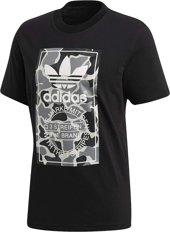 adidas Camo Label - Camiseta Hombre