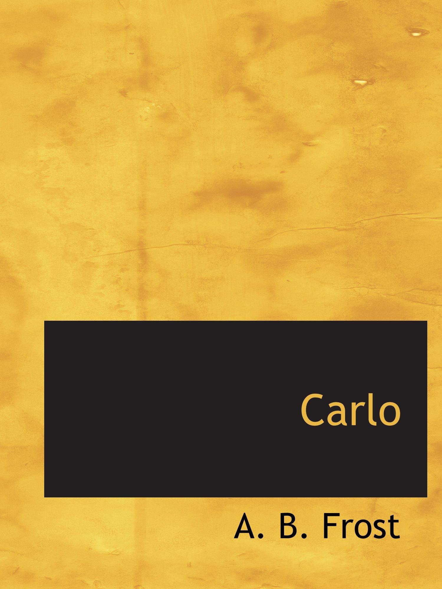 Read Online Carlo pdf