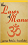 The Laws of Manu: by Anonymous (English Edition)