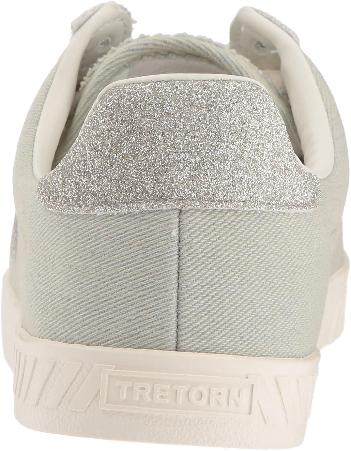 TRETORN Women's Camden Sneaker Denim Blue
