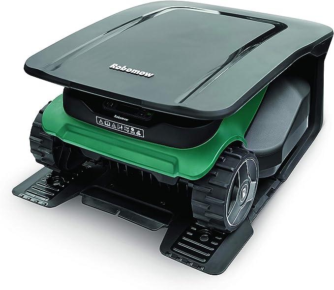 Amazon.com: Robomow RS630 - Cortacésped robótico a batería ...