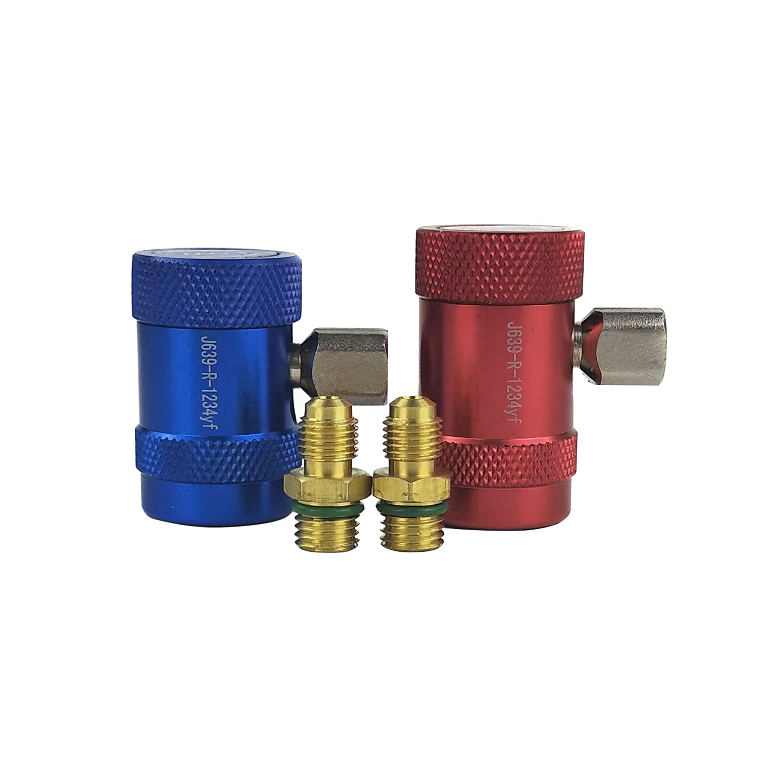 Wisepick AC Compressor R1234yf Quick Manual Coupler Connector Adapter