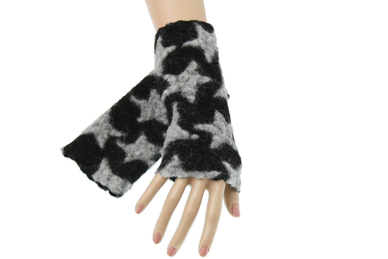 Stulpen Armstulpen Pulswä rmer Walkwolle Wolle Handmade