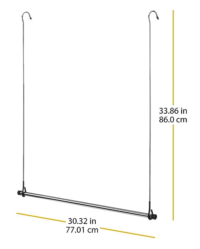 Amazon.com: Barra supletoria para clóset 6021-378 de ...