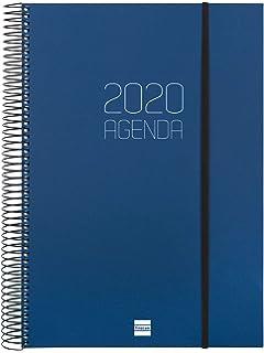 Liderpapel TINOS - Agenda 2018, día página, A4: Amazon.es ...