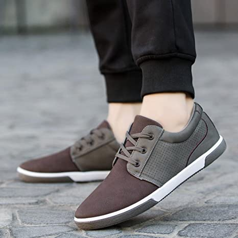 4add48ef1ff Image Unavailable. Image not available for. Color  Hemlock Flat Shoes Mens