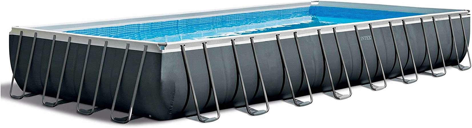 Amazon.com: Intex Ultra XTR - Piscina rectangular (32.0 x ...