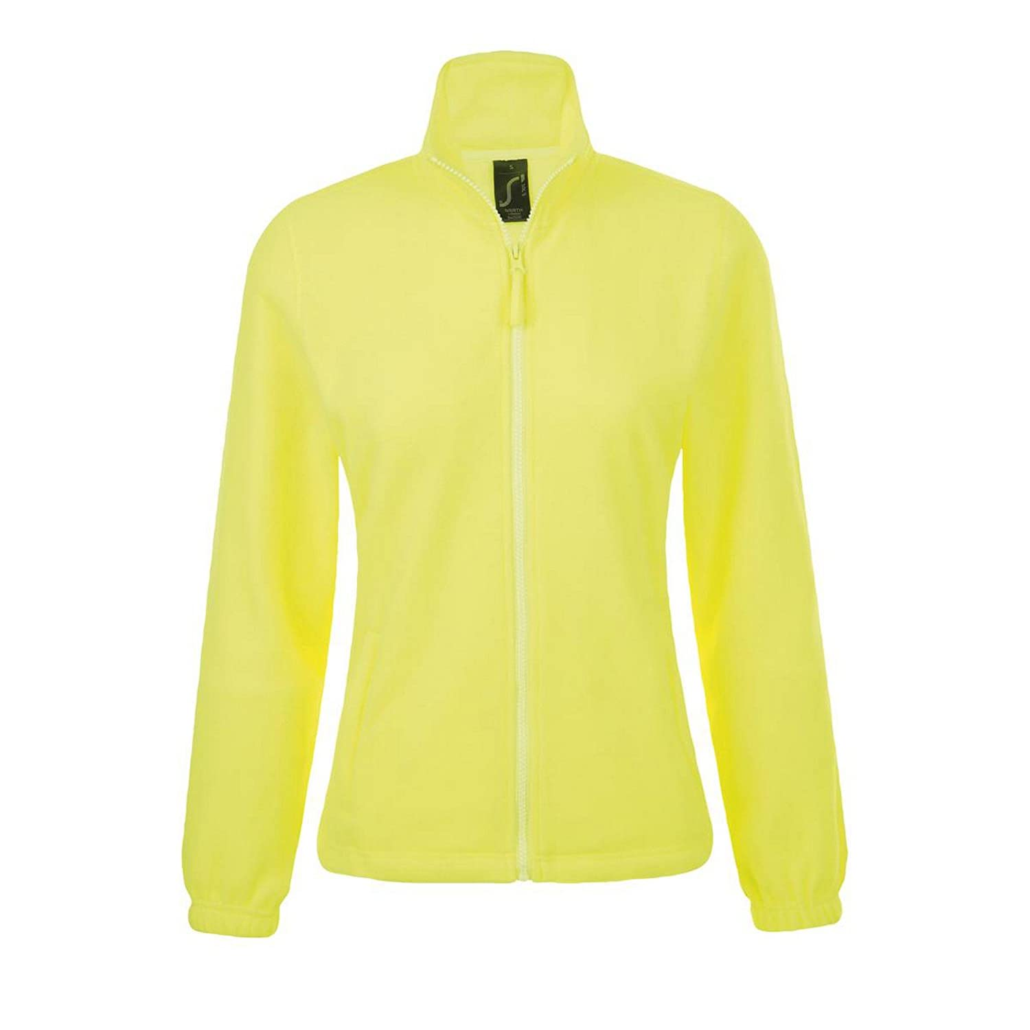 SOLS Womens/Ladies North Full Zip Fleece Jacket