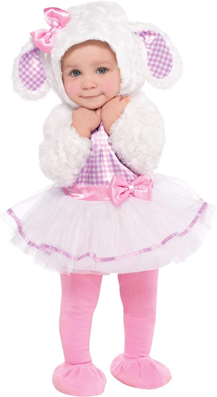 Christys - Disfraz para bebé con diseño pequeño corderito, talla ...