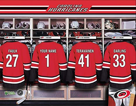 Amazon.com   Personalized Carolina Hurricanes Wall Poster fc332dfe0