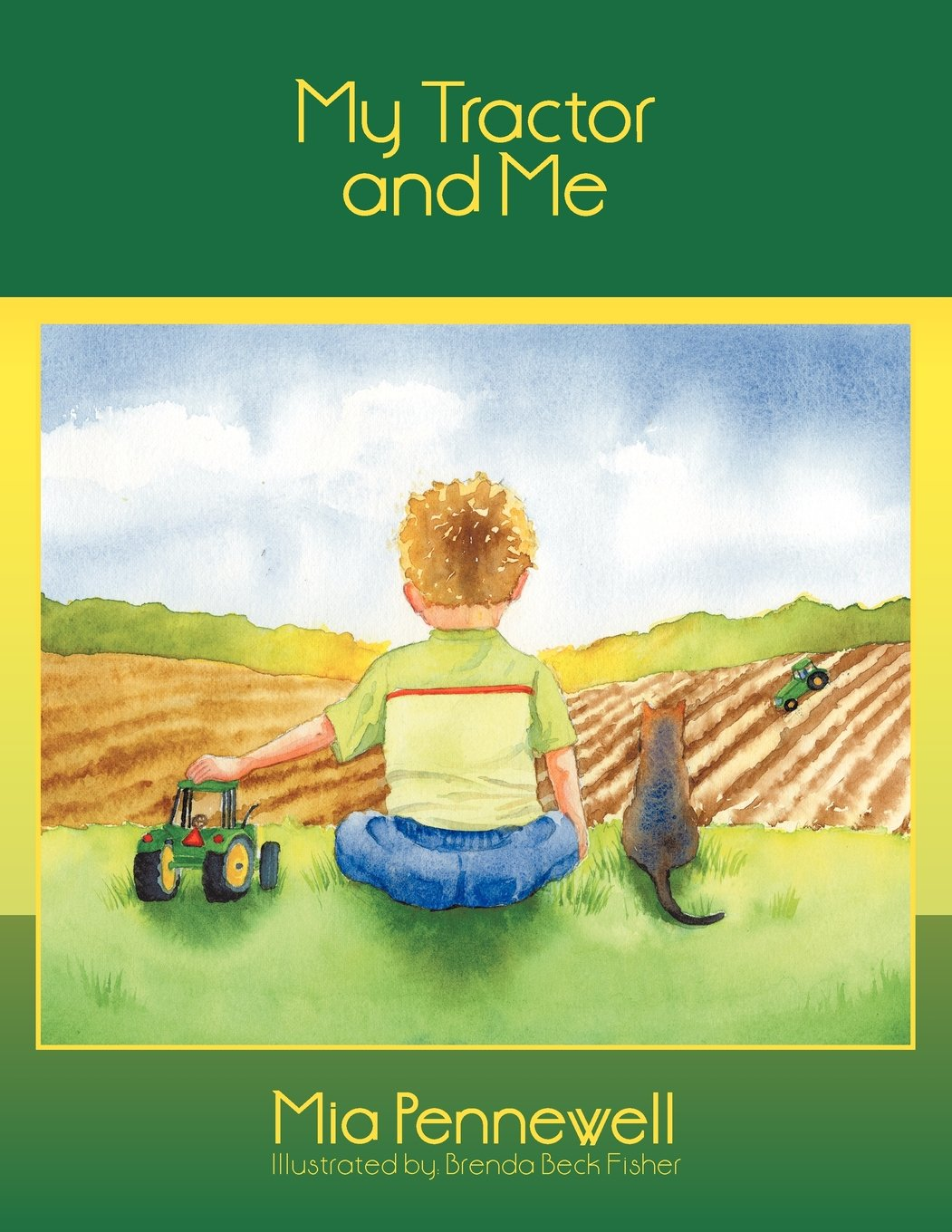 Download My Tractor and Me ebook