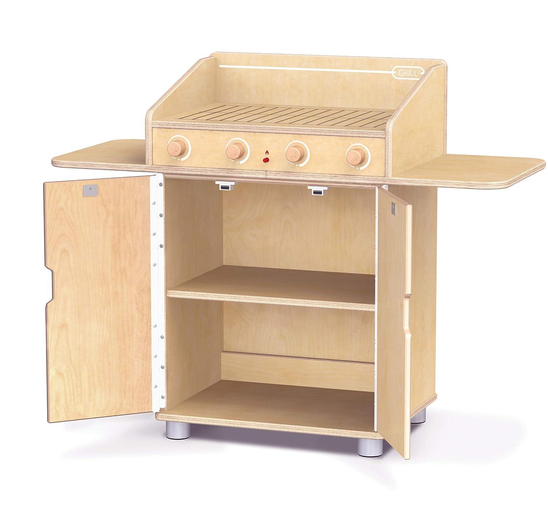 Jonti-Craft TrueModern 1739JC Play BBQ Grill