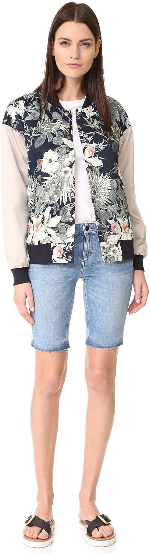 Joes Jeans Womens Finn Midrise Cut Off Burmuda Short in Yenz