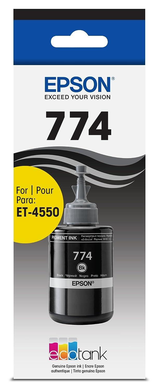 Epson 664 EcoTank Ink Bottle, Magenta (T664320) T664320-S