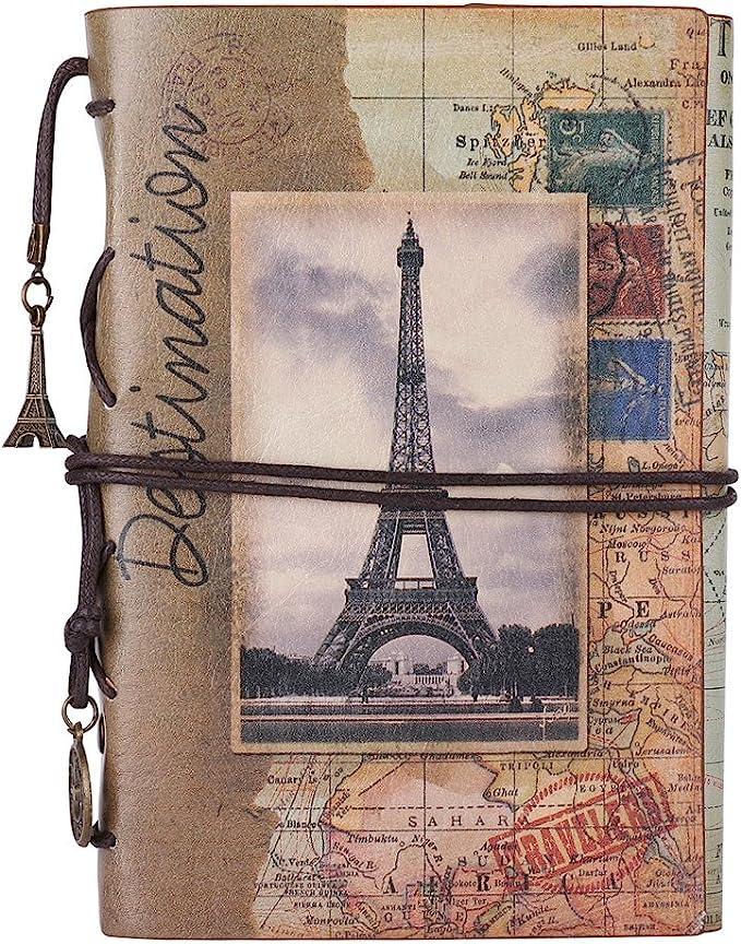Malden Leather Vintage Traveler Notebook