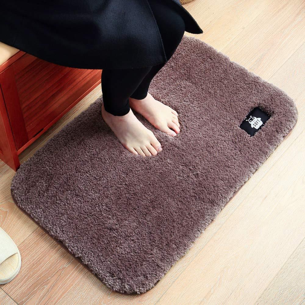 Nouler Volltonfarbe Fußmatten Home Wohnzimmer Schlafzimmer Teppich Bad Wasseraufnahme Rutschfeste Rutschfeste Rutschfeste B07MGDBD6N Duschmatten df1e4e