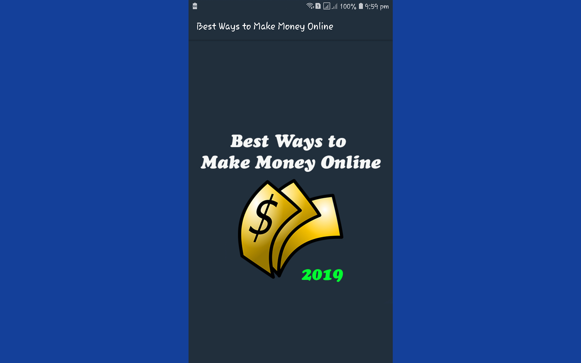 Amazon Com Best Ways To Make Money Online Appstore For Android