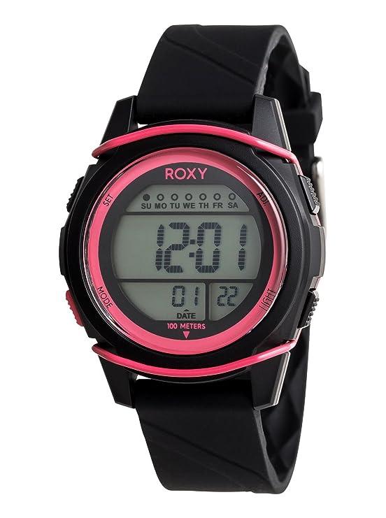 Roxy - Reloj Digital - Mujer - ONE SIZE - Azul: Roxy: Amazon.es: Ropa y accesorios