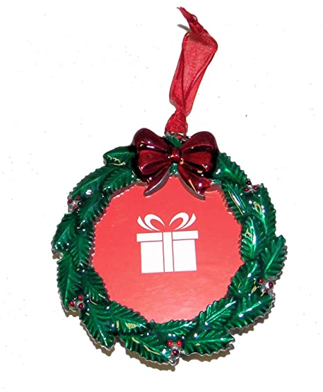 Amazoncom Studio Decor Christmas Wreath Christmas Tree Ornament