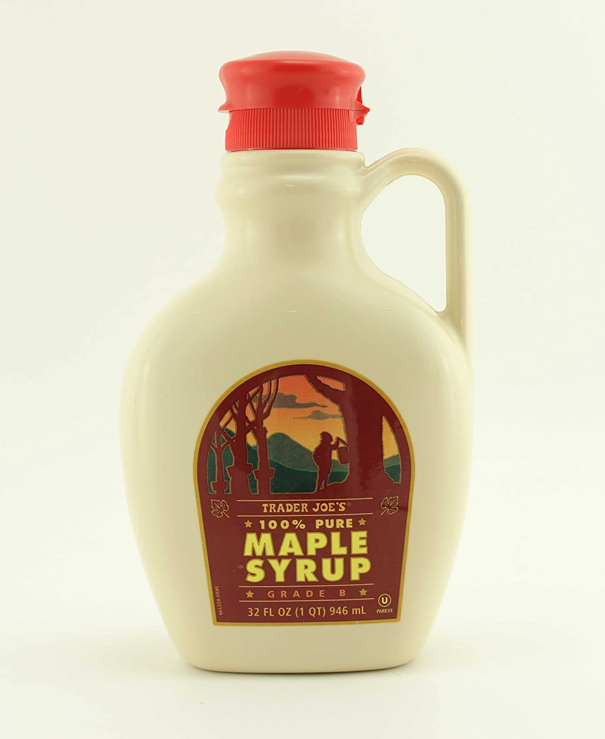 Trader Joes 100% Pure Maple Syrup