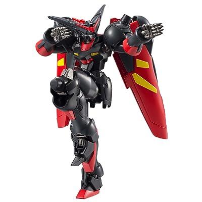 "Bandai Tamashii Nations Robot Spirits Master Gundam ""G Gundam"" Figure: Toys & Games"
