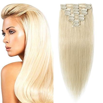 Extension clip fanno cadere capelli