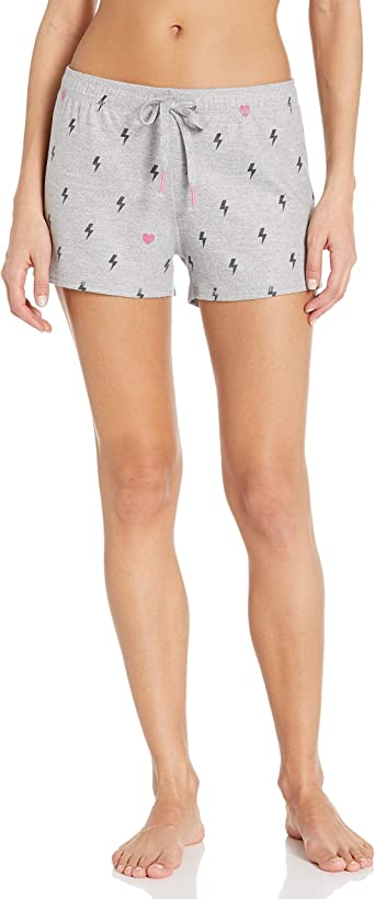 PJ Salvage Womens Peachy Party Short Pajama Bottom