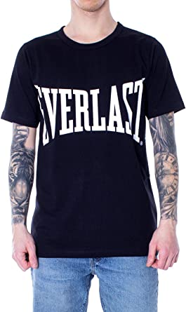 Everlast Luxury Fashion Hombre 26M321J20BLACK Negro T-Shirt ...
