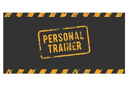 frases de un personal trainer