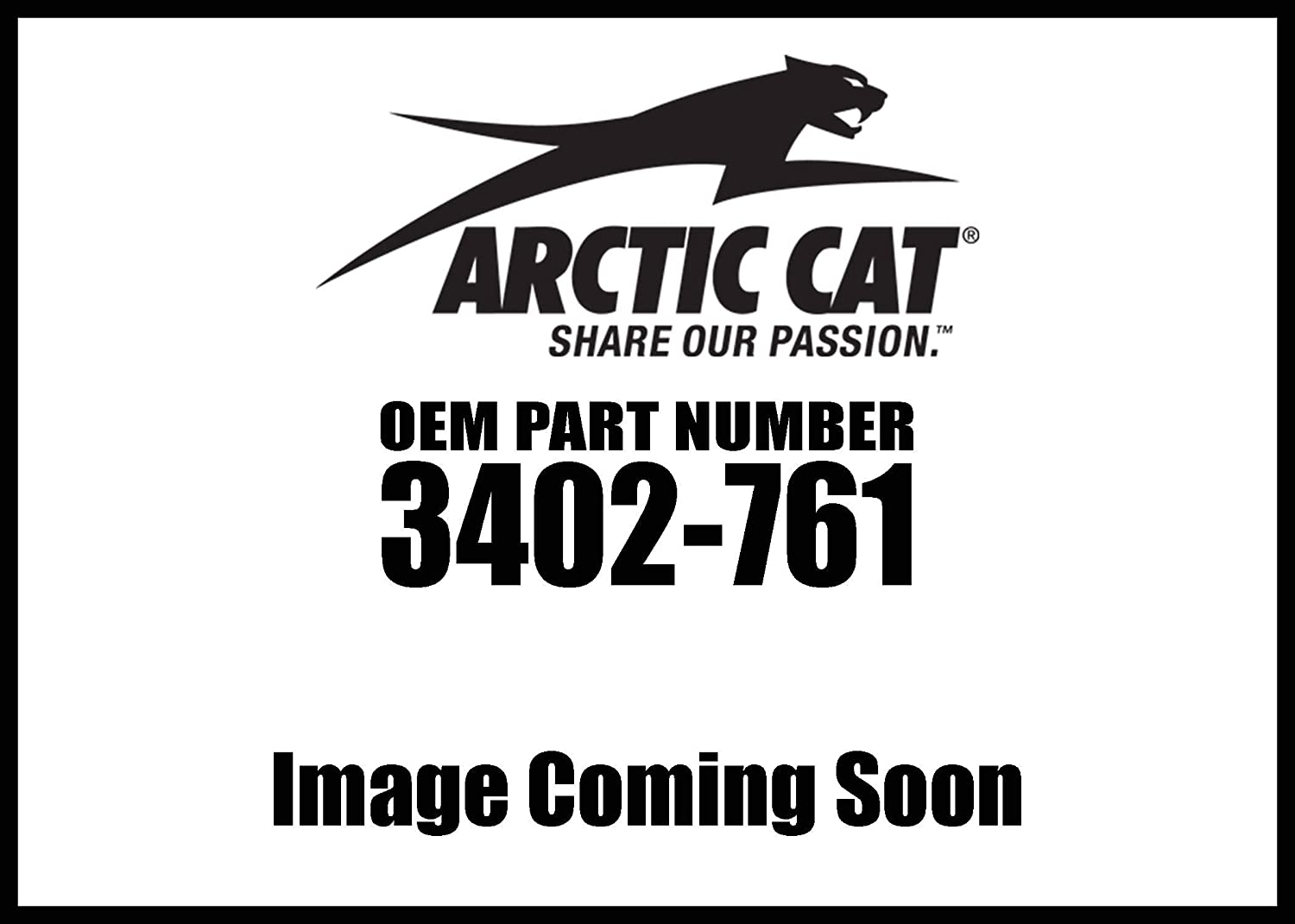 Arctic Cat 2003-2009 Atv 500 Auto Trans 4X4 Fis Atv 500 Auto Trans 4X4 Trv Seal Clutch Housing Rh 3402-761 New Oem