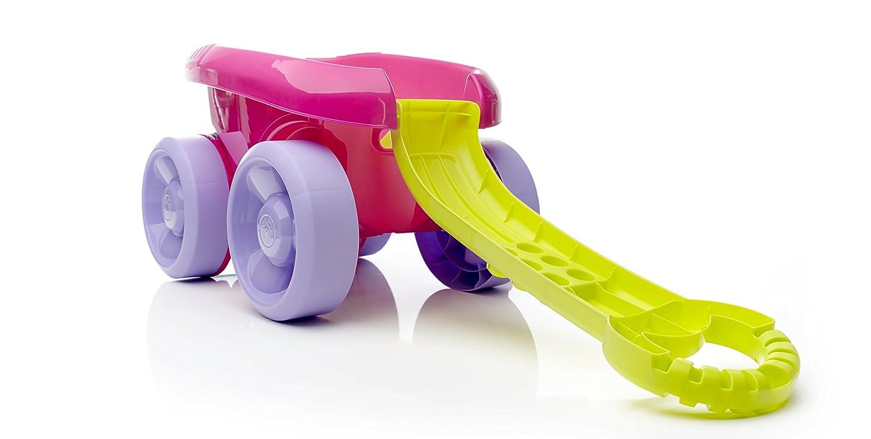 Mega Bloks Wagon Building Set, Pink