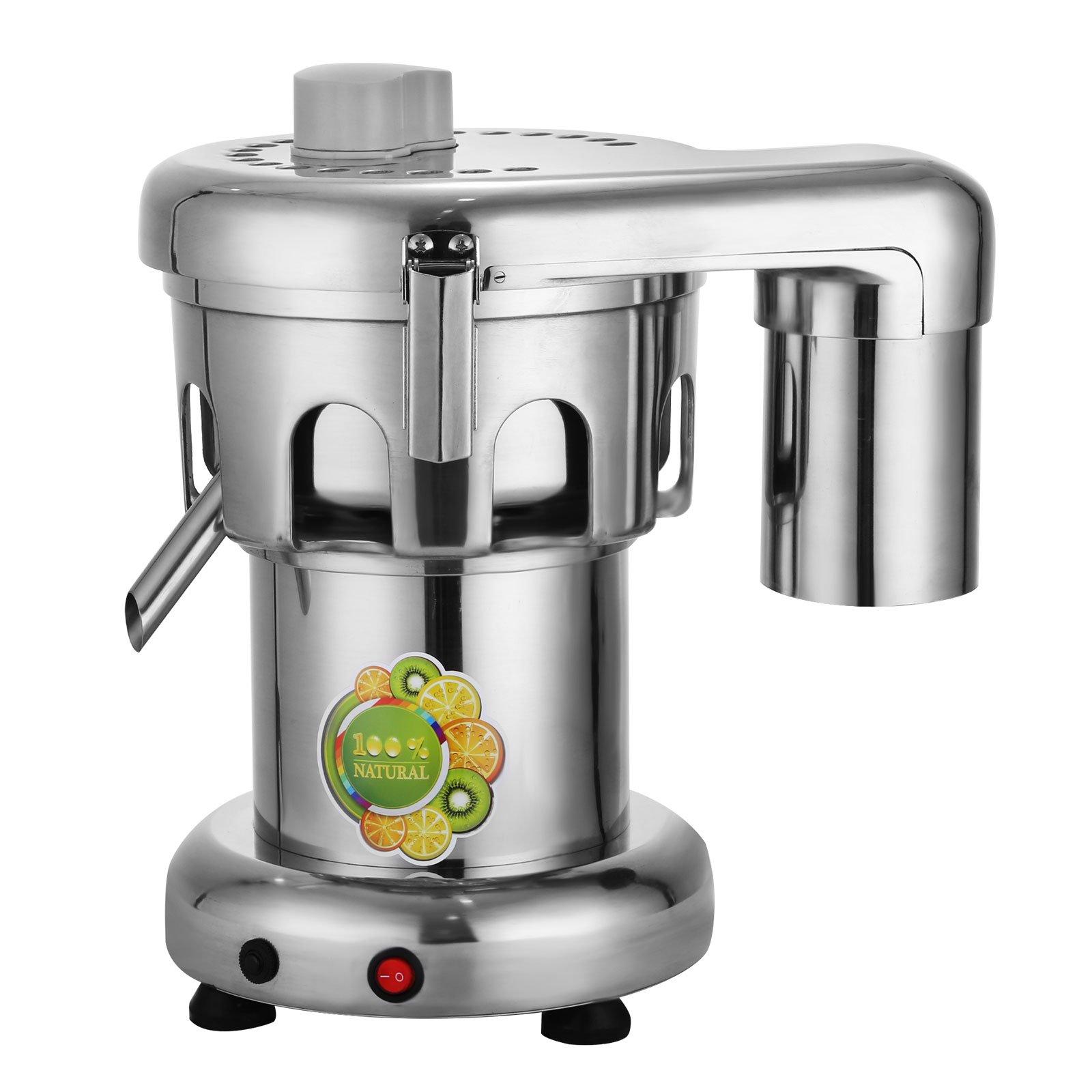 OrangeA 370W Commercial Juice Extractor Heavy Duty