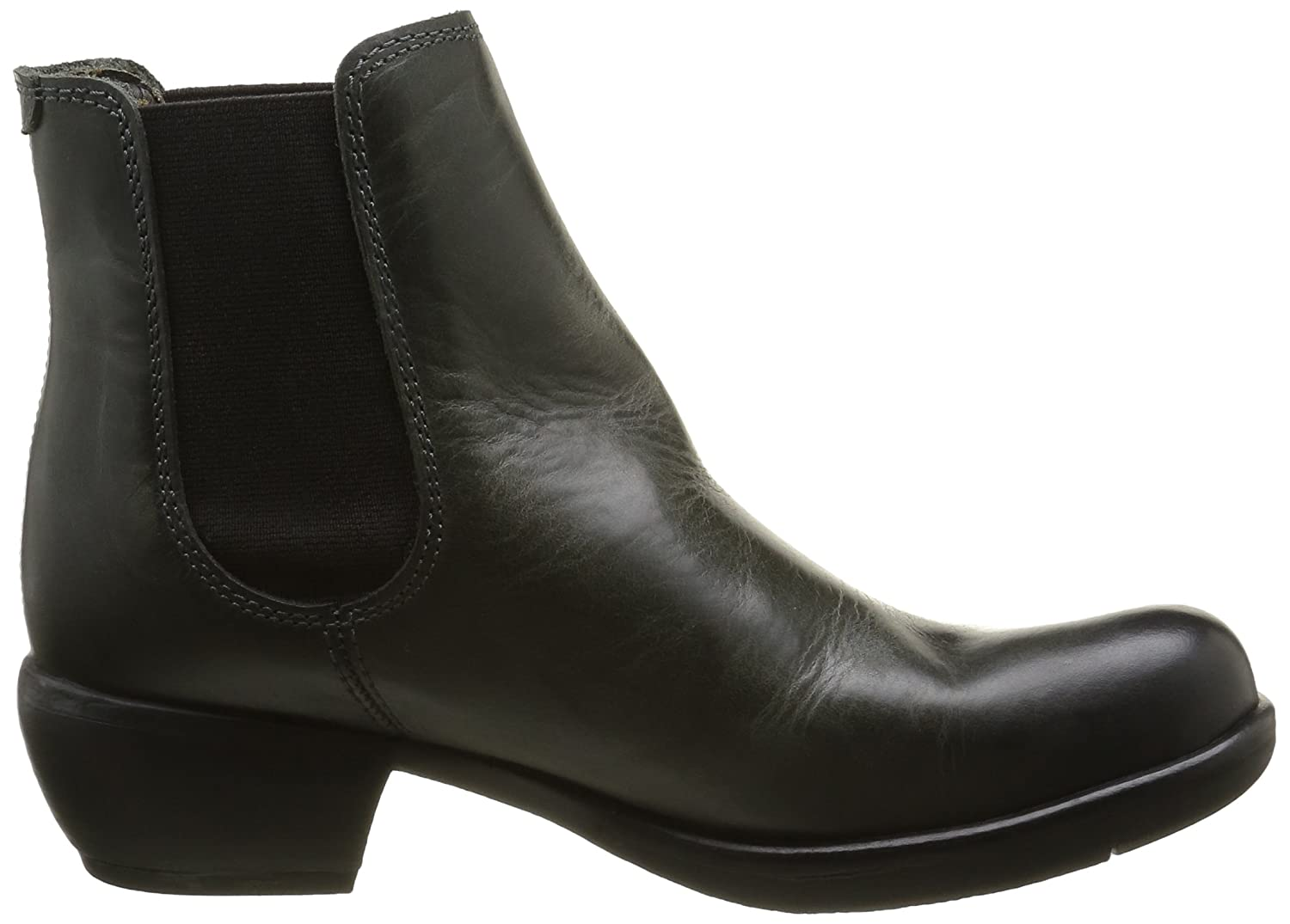 FLY London Damen Make 011) Chelsea Stiefel Grau (Diesel 011) Make 2ebd3b