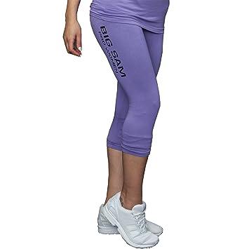 Shorts 1656 Damen Extreme Big Sm Sportswear Kurze Capri Legging Hose n0wOk8XNP