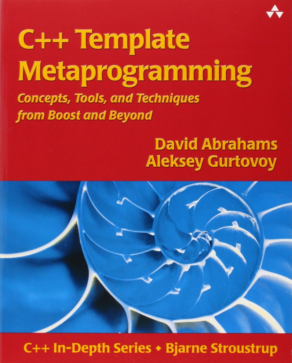 C++ Template Metaprogramming: Concepts, Tools, and Techniques from Boost and Beyond (C++ in Depth) by David Abrahams (10-Dec-2004) Paperback
