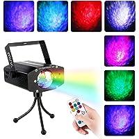 Miric 7 colores RGB ha llevado la fase proyector de luz