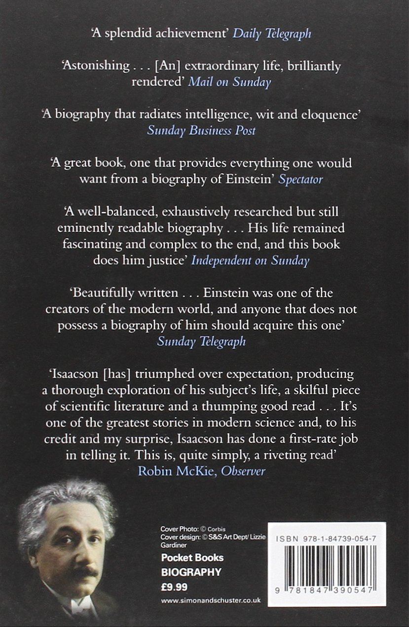 Buy Einstein His Life And Universe Book Online At Low Prices In